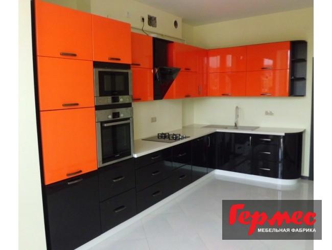 соотношение оранжевого с черным
