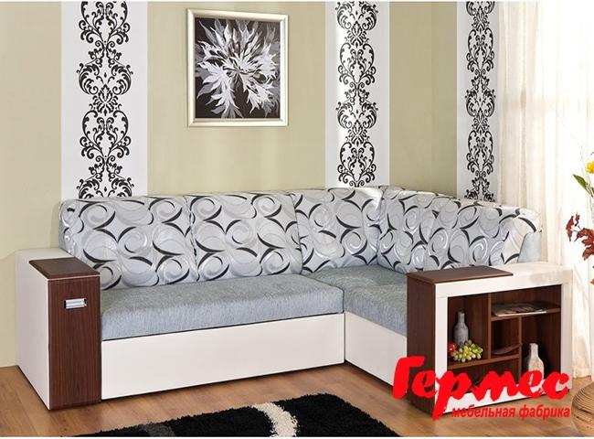 угловой диван Прадо, производство на заказ от Гермесмебель