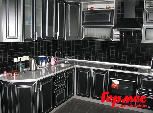 фото всех кухонь от компании Гермес